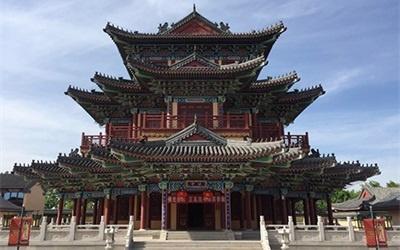 青島膠州慈云寺