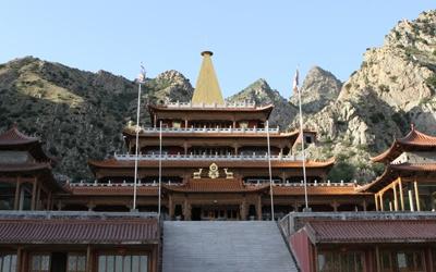 内蒙古国恩禅寺