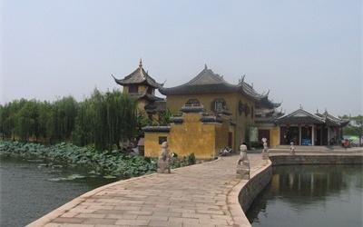 昆山莲池禅院