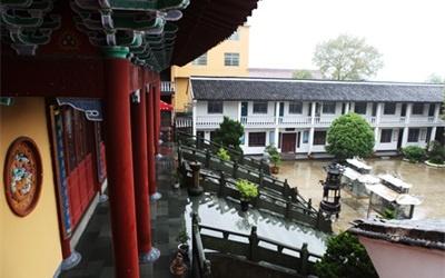 台州路桥兴福寺