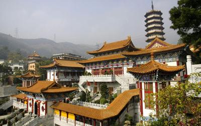 香港西方寺