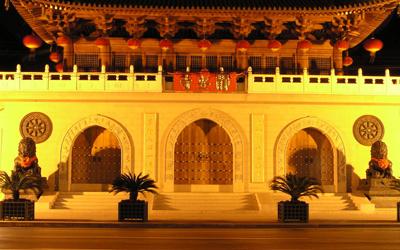 上海静安寺