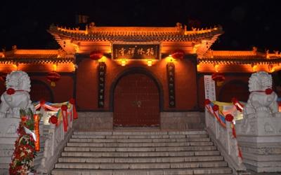 河北柏林禅寺