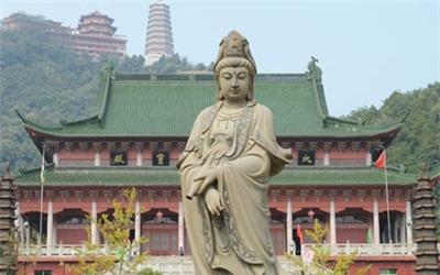 江西抚州大金山寺