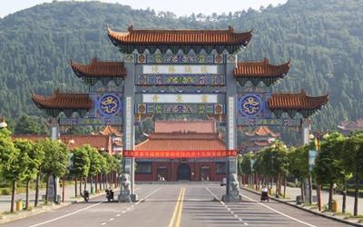 湖北武汉灵泉寺