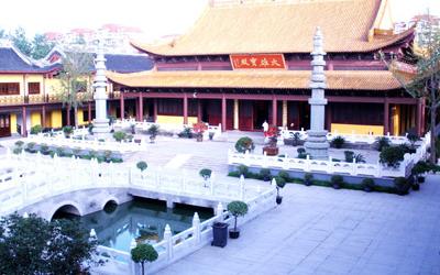 上海宝山太平禅寺
