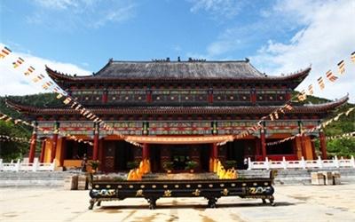 燕巖六祖古寺