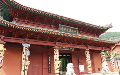 湖北黄梅四祖寺