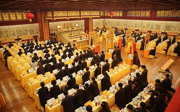 珠海普陀寺将启建冥阳两利水陆普度大斋法会