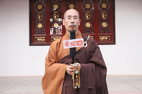 寶泉寺三壇大戒現場采訪開堂大師父印杰律師