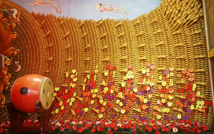 【高清图集】千年古刹嘉善大云禅寺举行观音殿开光庆典