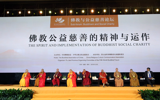 全球佛教交流盛况——第五届世界佛教论坛十大分论坛汇总