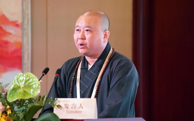觉醒法师:扬佛教之光,助力共建21世纪海上丝绸之路