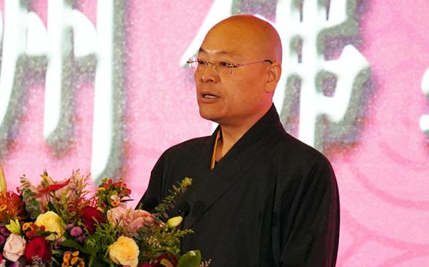 光泉大和尚在杭州佛学院20周年庆典上的讲话