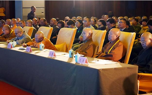 26位法师宣说妙法 2018中国佛教讲经交流会近千人云集听法