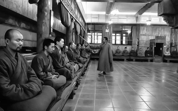 終南山古觀音禪寺2018年首屆冬季出家眾精進禪七報名通啟