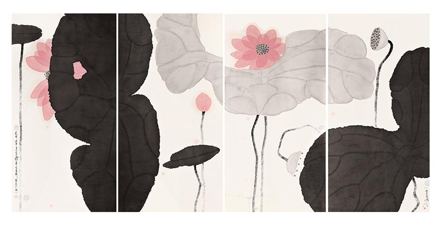 【高清图集】上海玉佛禅寺陈家泠佛教艺术馆开馆 享有国家收藏资格