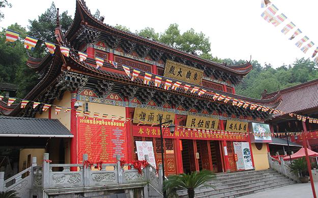 江西东岳护国寺