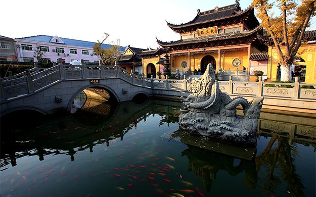 上海浦东会龙寺