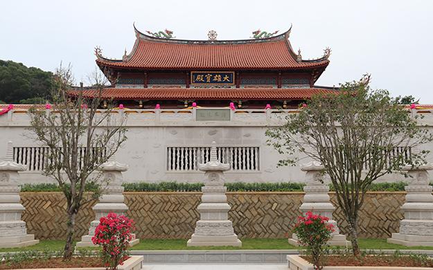 晋江南天禅寺