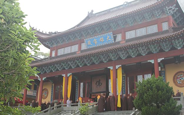 台州兴福寺佛学院