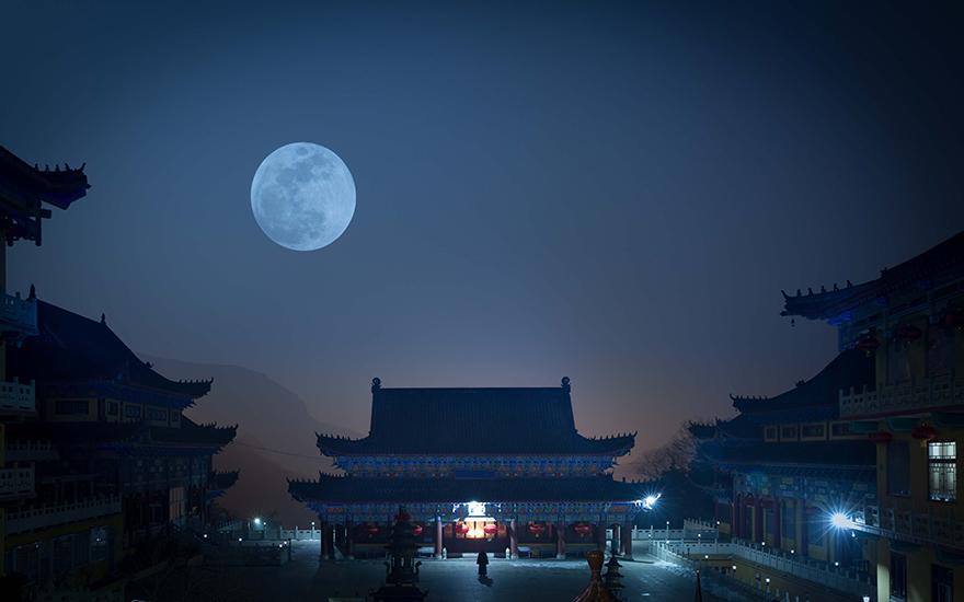 北国圣境 观音道场——锦州北普陀寺