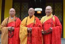 【高清图集】常州天宁寺2011秋季传戒法会圆满结束