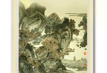 【高清图集】金山寺佛印书画院书画作品展