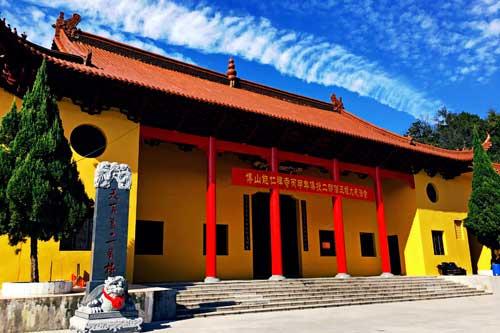 江西博山能仁禅寺
