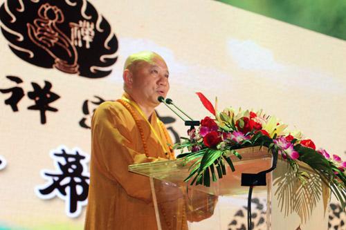 """明生法师:六祖文化节是广东融入""""一带一路""""的丰硕成果"""