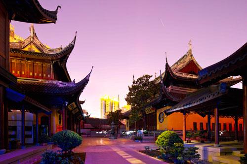直播回顾:上海玉佛禅寺保护性修缮工程添砖加瓦项目启动仪式