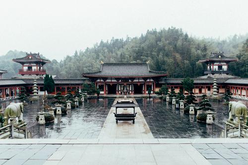 江西曹山宝积寺