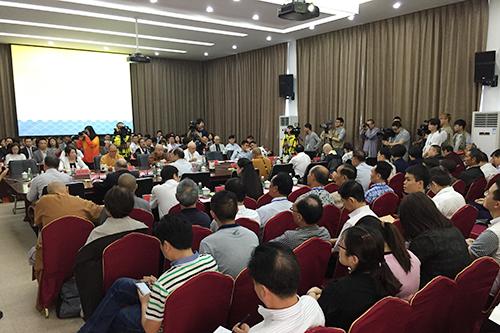 直播回顾:首届黄檗禅文化与海上丝绸之路论坛于万福寺举行