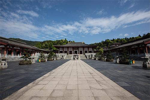 菩萨快报:首届中国曹洞宗禅学国际研讨会开幕式举行