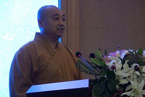 湖北省第六届讲经交流会 道果法师宣讲《如何认识因果》