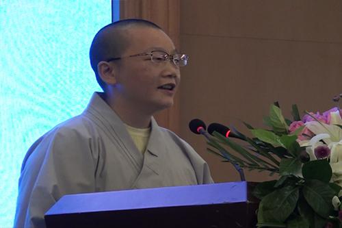 湖北省第六届讲经交流会 慧谛法师宣讲《如何安顿身心》