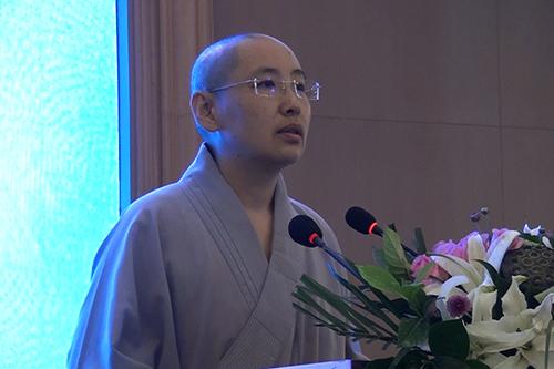 湖北省第六届讲经交流会 法翔法师宣讲《如何利益众生》