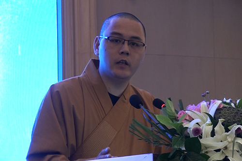 湖北省第六届讲经交流会 演彻法师宣讲《如何依教修学》