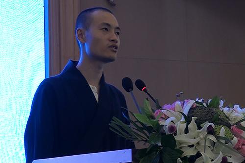 湖北省第六届讲经交流会 通明法师宣讲《如何认识因果》