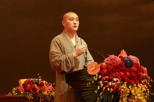 上海佛教讲经交流会 法藏寺永斌法师讲《如果安顿身心》
