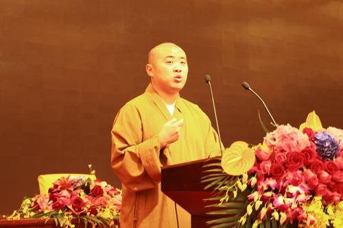 上海佛教讲经交流会 松江区无忌法师讲《地藏经的精神与特色》