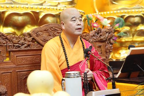 温岭福慧寺道元法师开示大乘佛教的创始人——龙树菩萨