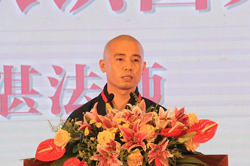 河南省焦作市月山寺恒湛法师宣讲《如何认识因果》