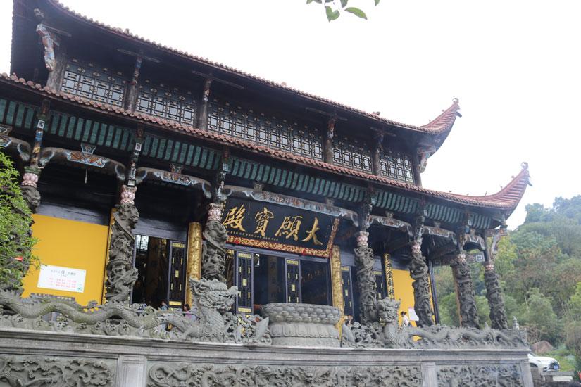 【高清图集】九华山旃檀林禅寺水陆法会