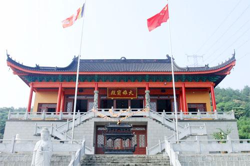 龙山皇觉寺