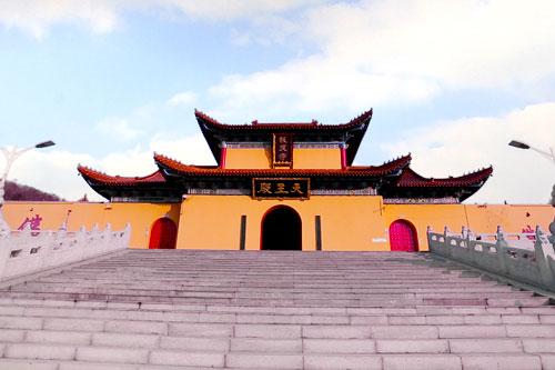 黑龙江勃利县极灵寺