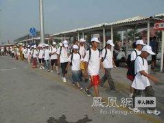 上海玉佛寺帮助云南贫困学生走出大山实现世博梦想