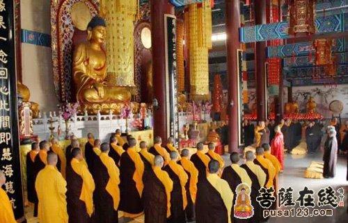 佛教早晚课炉香赞唱诵