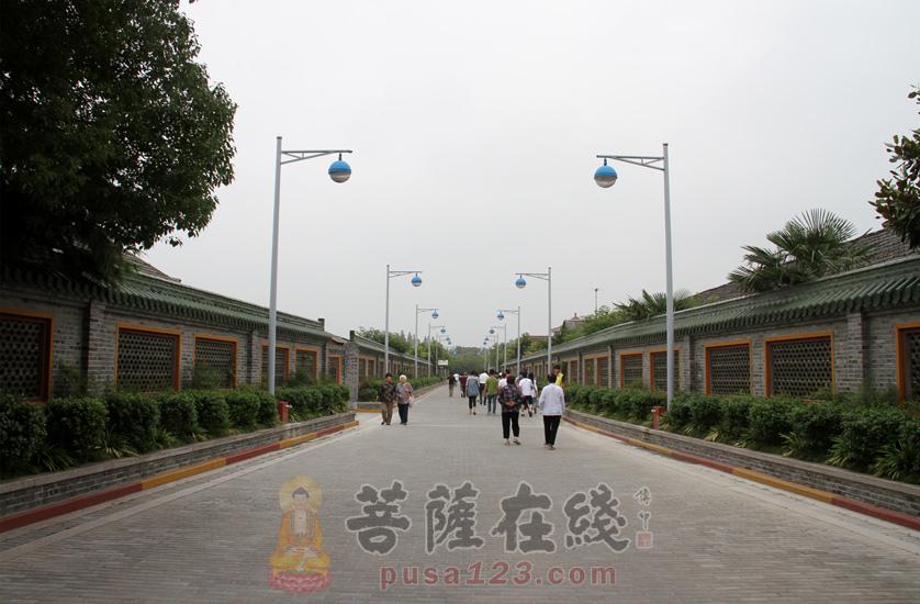 扬州八大名刹之一(图片来源:菩萨在线 摄影:妙梵)