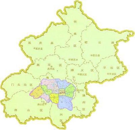 国务院批准北京行政区调整 密云延庆撤县设区